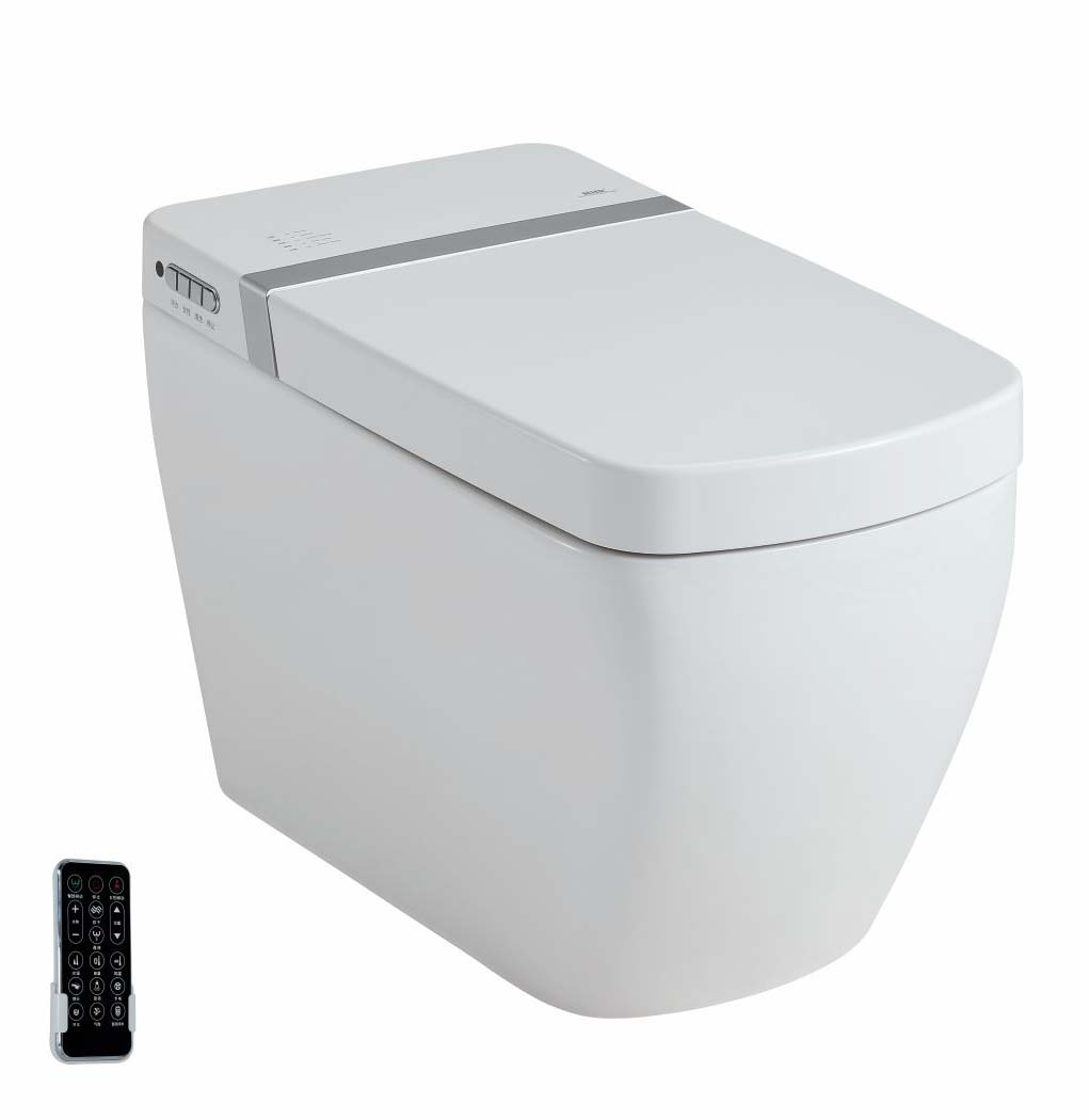 HW501 Luxury Bathroom Auto Lid instant heating Smart Intelligent Toilet